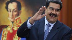 Maduro jura su segundo mandato y será presidente de Venezuela hasta