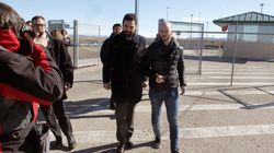 Torrent visita a los políticos presos y dice que defenderá sus derechos