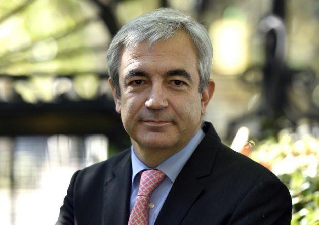 Luis Garicano, cabeza de lista de Ciudadanos a las elecciones