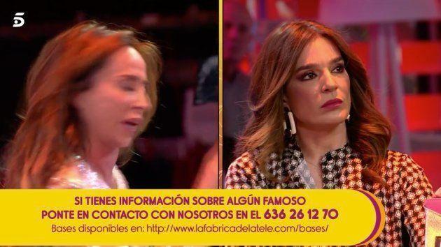 María Patiño y Raquel Bollo en