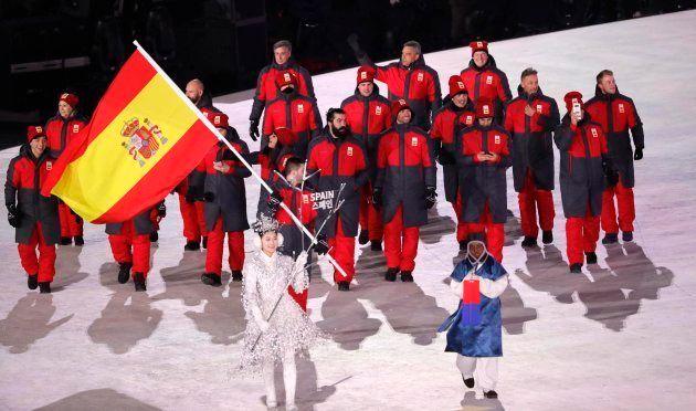 Los deportistas españoles que competirán en los JJOO de Invierno de PyeongChang