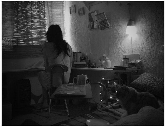 El dolor te lleva a cerrarlo todo, las ventanas, las puertas, los libros, los labios, los ojos. Foto:...
