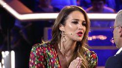 La pregunta con la que Jorge Javier Vázquez puso en apuros a Paula Echevarría en 'GH