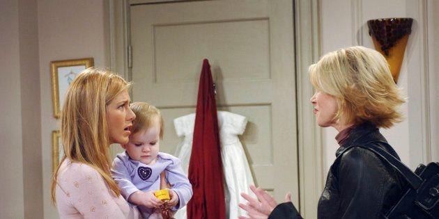En las dos últimas temporadas de la serie 'Friends', las gemelas Sheldon interpretaron a Emma, la hija...
