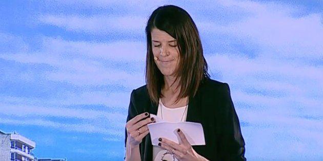 Ruth Beitia, candidata del PP en