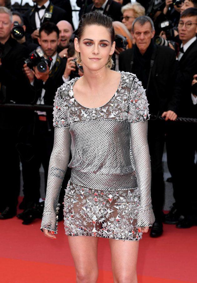 Kristen Stewart en el Festival de
