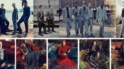 Ellas cojines para el sofá, ellos pandilleros rebeldes: así nos ve Zara para el invierno que