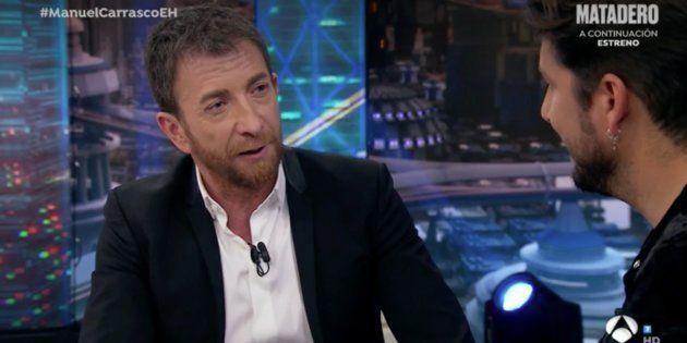 Pablo Motos, presentador de 'El