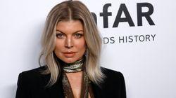 Resurge el vídeo del mordisco de Quentin Tarantino a Fergie en un