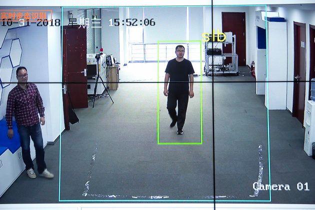 Los sistemas de reconocimiento, basados en la IA, se extienden en China mientras aumentan los recelos...