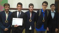 España, medalla de oro en las Olimpiadas de Física a pesar de la falta de