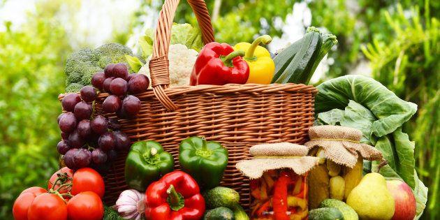 Apúntate a la gastronomía sostenible, una forma de consumir más sano y respetando el medio