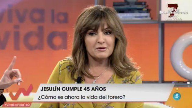 Beatriz Cortázar, en 'Viva la