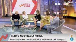 Emma García se enfrenta a dos de sus colaboradoras en un minuto en 'Viva la
