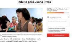 La petición para que se indulte a Juana Rivas supera las 200.000 firmas en dos