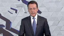 Matías Prats protagoniza uno de los momentos más surrealistas que se recuerdan en pleno 'Antena 3