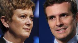 La secretaria de Estado de Migraciones acusa a Casado de plantear falsos dilemas y de acercarse al discurso de