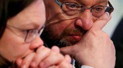 Schulz renuncia a ser ministro de Exteriores de