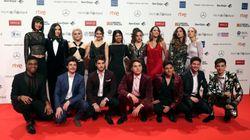 Los concursantes de 'OT 2018' cantan en los premios Forqué y los fans enloquecen con este