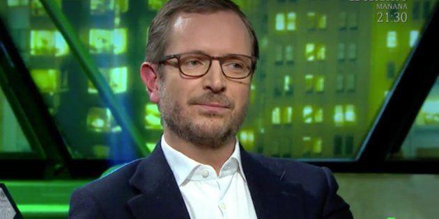 Javier Maroto, entrevistado por Iñaki López en 'La Sexta