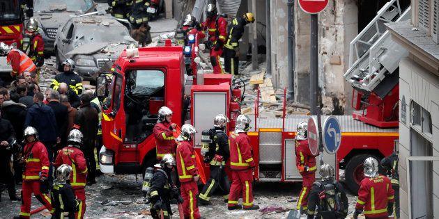 Se elevan a cuatro los muertos en la explosión de una panadería en