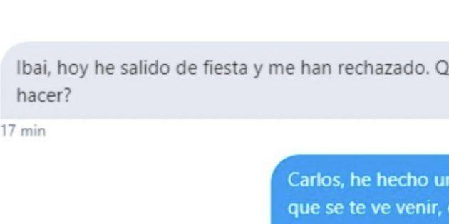 El consejo de Ibai al pobre Carlos... ya es historia de
