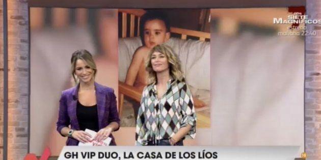 Emma García y María Verdoy en 'Viva la