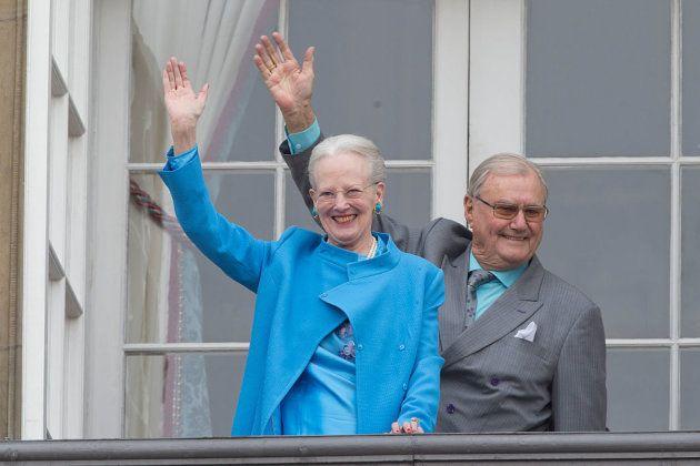 Muere Enrique de Dinamarca, el eterno príncipe consorte, a los 83
