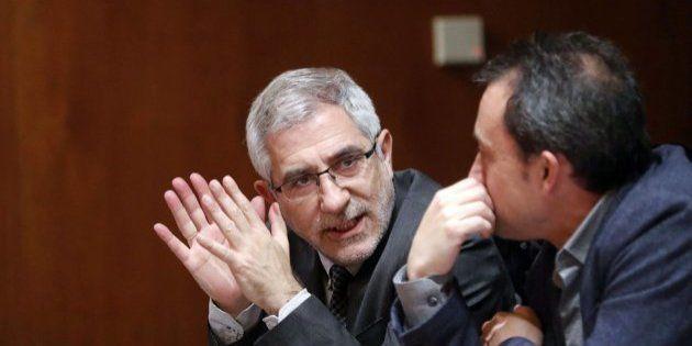 El lider de Izquierda Abierta, Gaspar Llamazares, ha acusado este miercoles