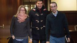 Junts per Catalunya registra su modificación de la ley para investir a Puigdemont a