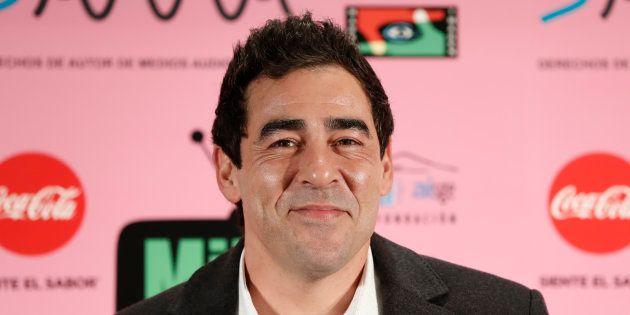 El sorprendente cambio físico de Pablo Chiapella, Amador en 'La Que Se