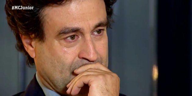 El emotivo momento de Pepe Rodríguez con Candela de 'MasterChef Junior 6' (La