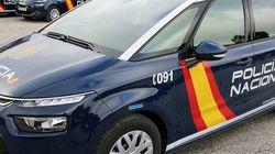 Varios policías heridos en la detención de tres ladrones en el centro de
