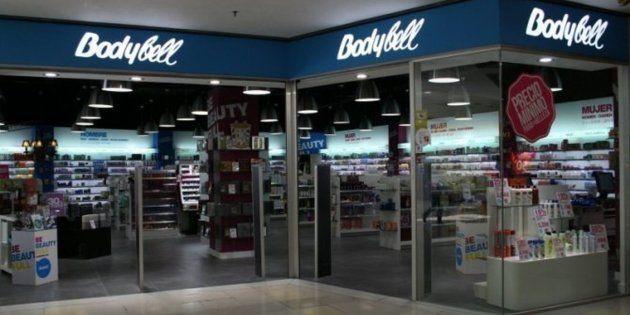 Las perfumerías Juteco, Bodybell e If cerrarán 53 tiendas en España y despedirán a 266