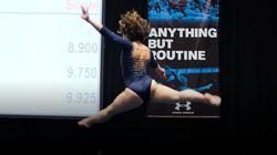 La gimnasta Katelyn Ohashi revoluciona las redes con este