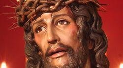 El condenado por el montaje del Cristo recauda los 480 euros en una