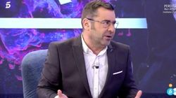 Jorge Javier Vázquez se enfada con los colaboradores de 'Sábado