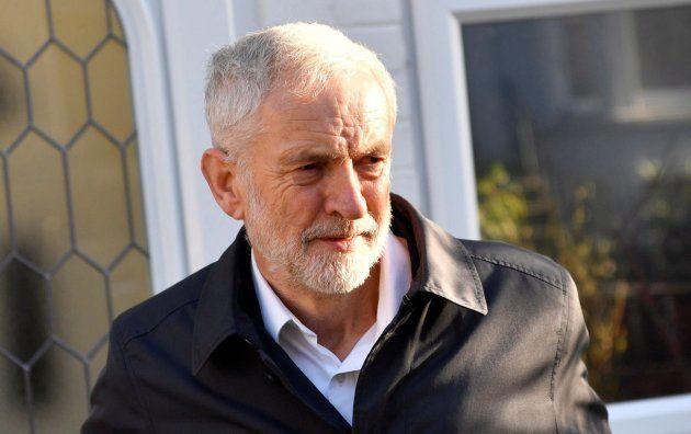 El líder del Partido Laborista Jeremy