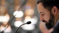 Santiago Abascal advierte de que trabajará para prohibir el