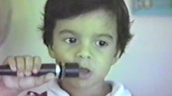 'La Voz' (Antena 3) saca a la luz la infancia de Luis