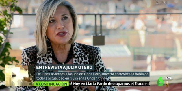 Julia Otero en 'Liarla