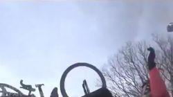 Dani Rovira espanta con el vídeo del brutal atropello que sufrió durante el rodaje de un