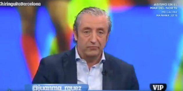 Josep Pedrerol en 'El