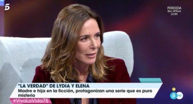 El tremendo corte de Lydia Bosch a Toñi