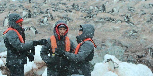 Diario de a bordo: La Antártida, de nadie y de