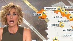 Indignación por lo que todo el mundo vio en pleno directo de Antena 3
