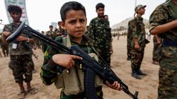 Más de 300.000 niños son obligados a matar en el campo de
