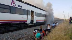 Descarrila sin víctimas un tren que cubría el trayecto