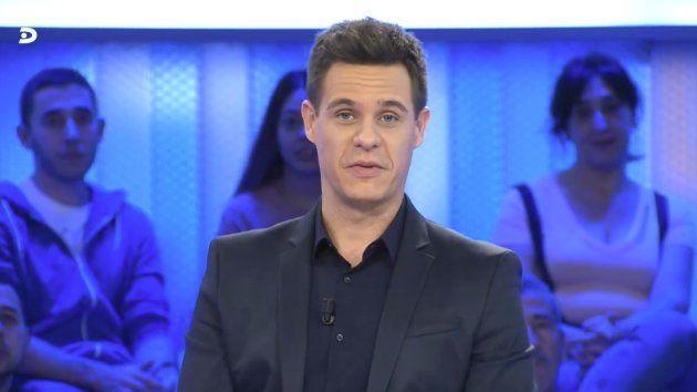 Christian Gálvez en