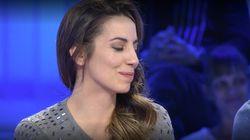 Almudena Cid rompe a llorar en 'Pasapalabra' tras este mensaje a Christian